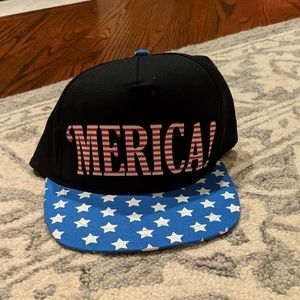 NWOT 'Merica hat